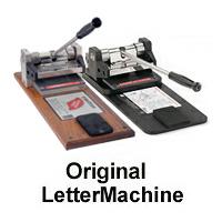 ellison letter machine