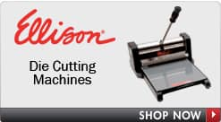 Ellison Die Cut Systems