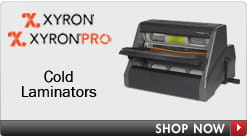 XYRON Laminating Machines